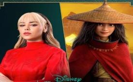 Anunció Danna Paola que dará voz a personaje de Disney