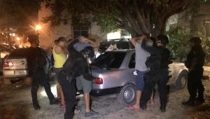 """Policías trabajan en operativo """"Vallarta Seguro"""" para reforzar seguridad de vallartenses y turistas"""