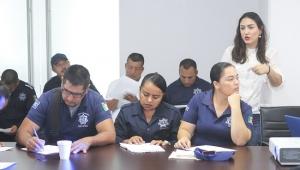 Capacita CEDHJ a policías sobre violencia de género