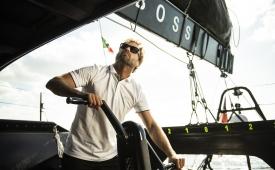 Alex Thomson, el regatista que le ha dado la vuelta al mundo en su velero