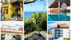 Riviera Nayarit, el paraíso de los hoteles boutique en la costa del Pacífico mexicano