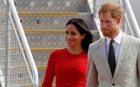 El príncipe Enrique y Meghan Markle perderán sus títulos honorarios