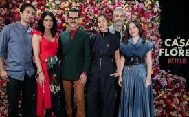 Manolo Caro comparte en Instagram las primeras imágenes oficiales de La Casa de las Flores 2