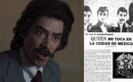 Luis Miguel, la serie: ¿Es verdad que Luisito Rey arruinó la presentación de Queen en México?