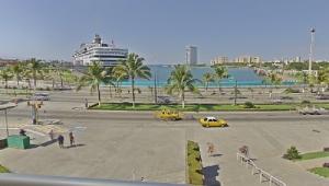 Cerrarán avenida Francisco Medina Ascencio por práctica de protección en terminal de cruceros
