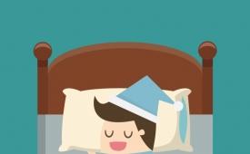 Errores que cometes a la hora de dormir y te hacen subir de peso