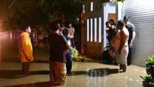 Estragos en Badeba por las lluvias