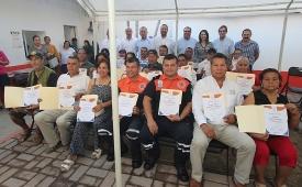 Jubilan a 25 servidores públicos del Ayuntamiento vallartense