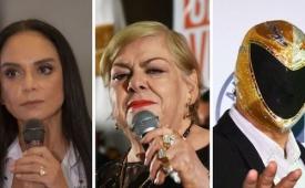 De Alfredo Adame a Paquita la del Barrio: qué famosos perdieron en las elecciones 2021