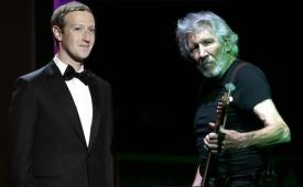 La dura respuesta de Roger Waters a la petición de Zuckerberg