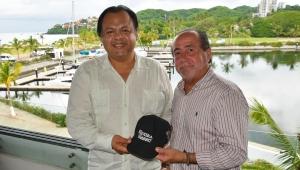 Riviera Nayarit en el programa Destinos y Personalidades por Azteca América